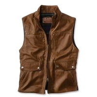 Type: Leather waistcoats