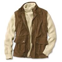 Type: Suede waistcoats