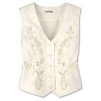 Type: Embroidered waistcoats