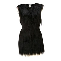 Type: Fur waistcoats
